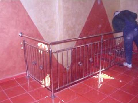 Balustrade inox MB P1
