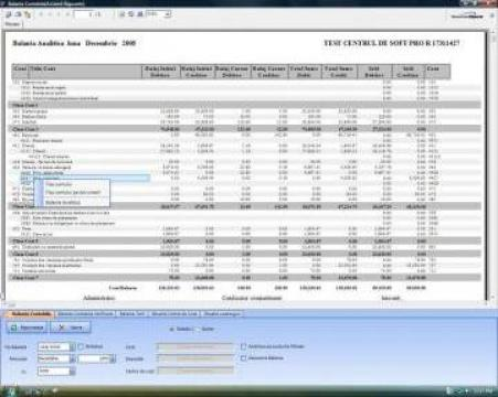 Software contabilitate CDMS Company Data Manager Software de la Centrul De Soft