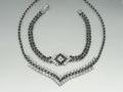 Seturi bijuterii cu pietre si cristale Swarovski-Austria de la Medvecop Srl