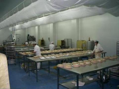 Dotari frigorifice pentru industria alimentara