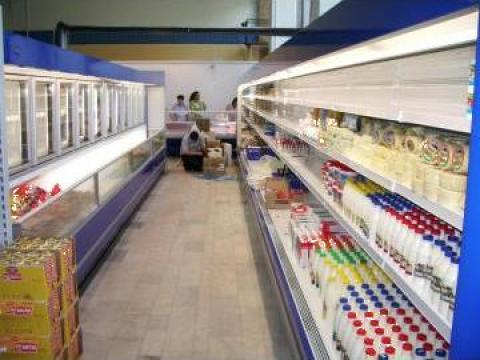 Echipari frigorifice supermarketuri