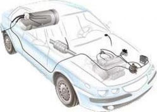 Instalatii Gpl Auto de la Ultra Gaz Srl