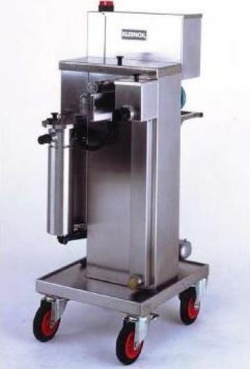 Statie pentru filtrarea emulsilor de la Antos Grup Srl