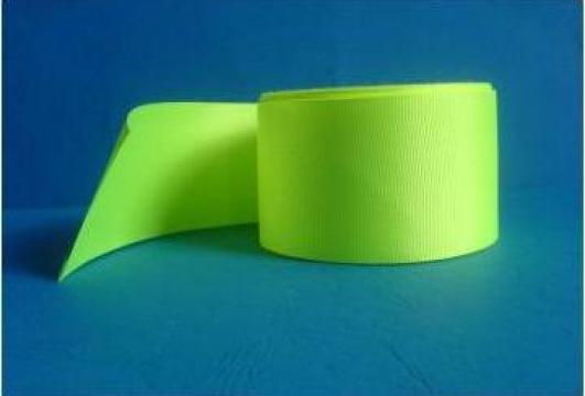 Banda textila fluorescenta de la Rad Print Srl