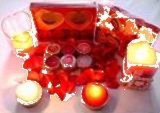 Lumanari decorative parfumate de la S.c Billig Distribution S.r.l