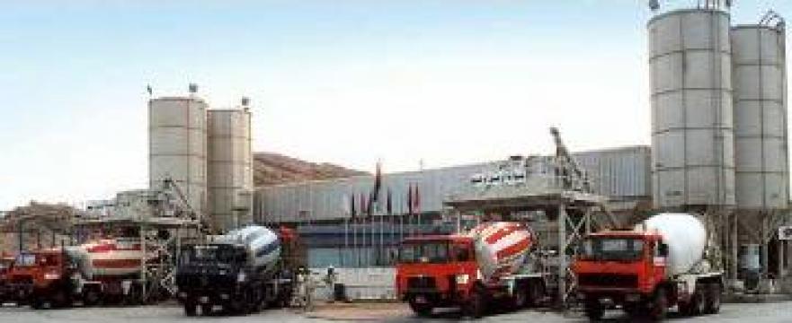 Statie beton mobila sau fixa de la Utilaje Constructii Intercom Srl
