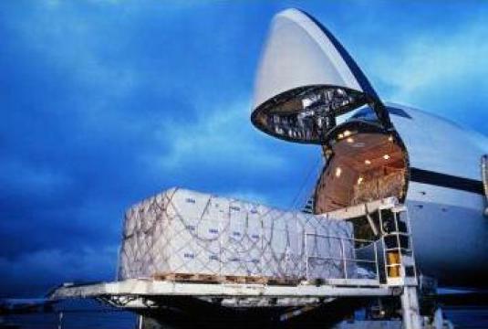 Transport aerian de marfa de la Air & Sea Container Shipping
