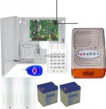 Kit alarma radio Magellan MG5000