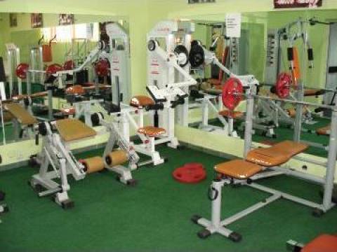 Aparate fitness si culturism