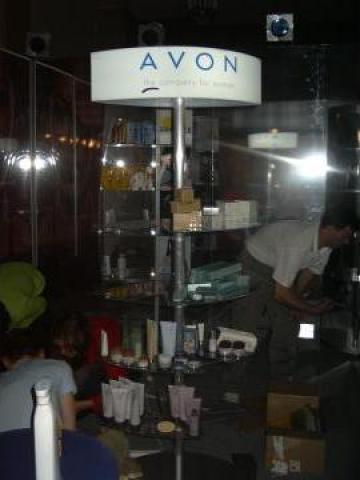 Stand si display Avon