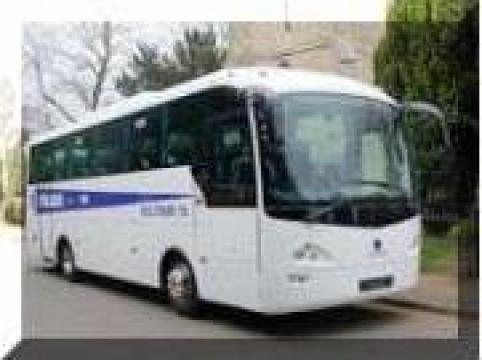 Transport persoane, curse autocar Bacau - Istanbul