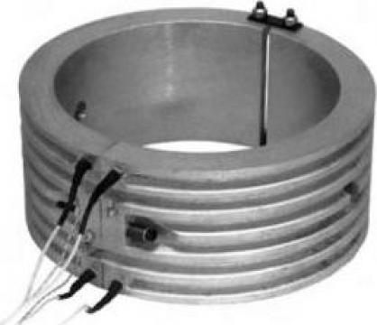 Rezistente electrice de incalzire turnate in aluminiu de la Delortech Srl