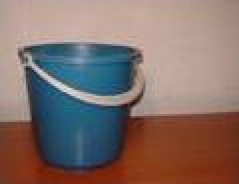 Galeata 10 litri din material plastic de la Donex Srl