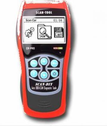 OBD I & II scan tool OTC Tools