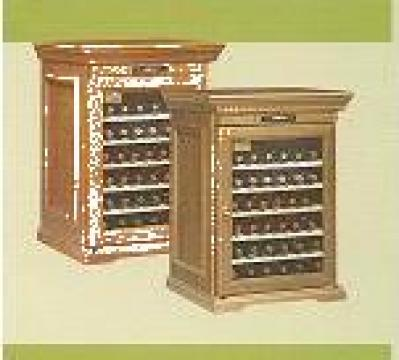 Vitrine pentru vinuri Bacchus Wood