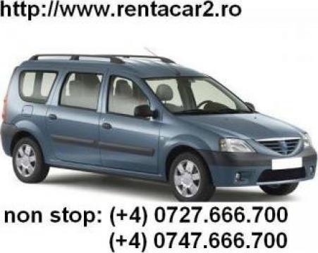 Inchiriere Autoturism Dacia Logan de la Gec& Go Drive Srl