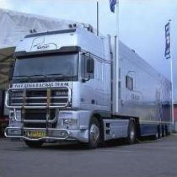 Transporturi extra-continentale de la Tangram Co Srl