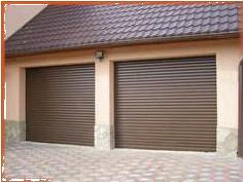 Porti de garaj rulou de la Ridserv Impex Srl