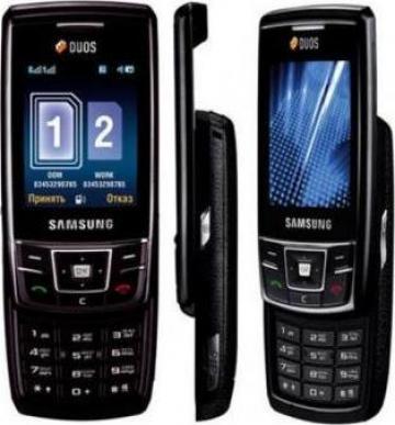 Telefon mobil samsung dual sim d880 bucuresti sc shop for Mobil shop srl