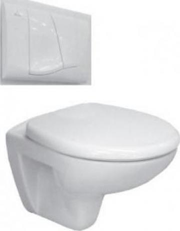 Vas WC + rezervor