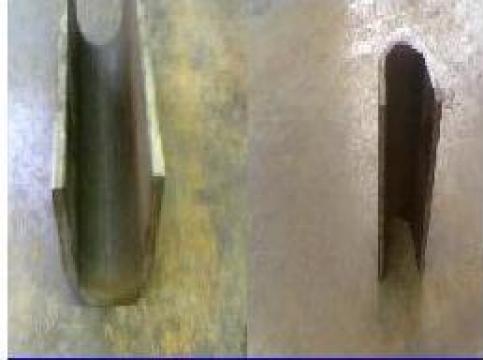 Cochilii metalice de la Iron & Steel Design Srl.
