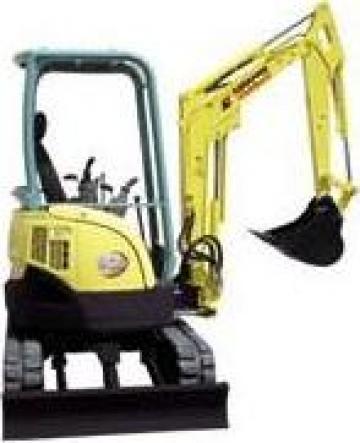 Excavator mini 2-6 t de la Paldo Group International Sa