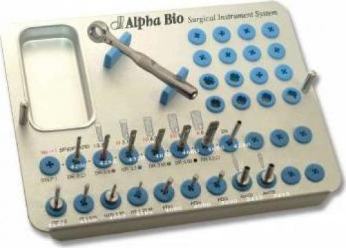 Trusa de implantologie Alphabio