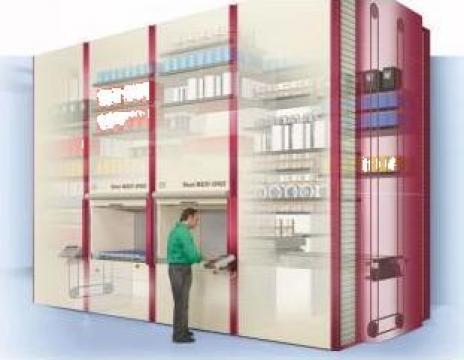Depozite automate Haenel Multi-space de la Elmas