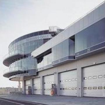 Usa sectionala industriala - Constanta de la Gamaterm Design