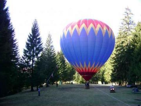 Balon cu aer cald de la Excelsior Company