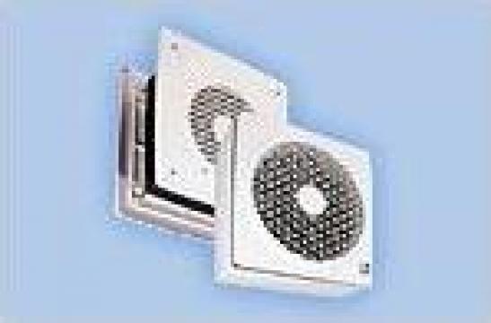 Ventilator axial de peret de la Clima Design Srl.