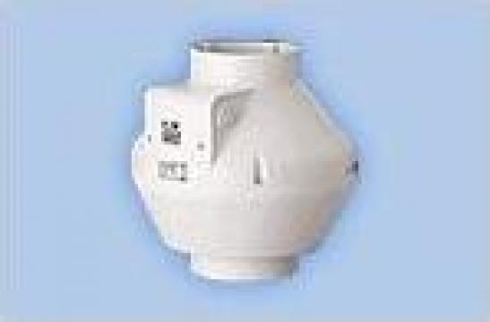 Ventilator centrifugal axial de la Clima Design Srl.