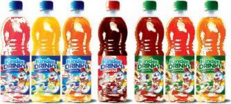 Sucuri carbogazoase, necarbogazoase si energizante de la Sc Rom- Pol Drink Srl