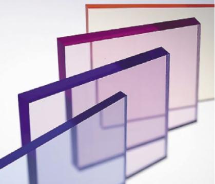 Plexiglas placi de 2 mm de la Geo & Vlad Com Srl