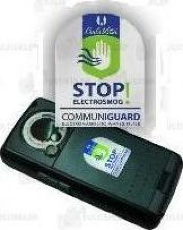 Dispozitiv protectie radiatii electromagnetice Communiguard de la Tornado Grup Srl