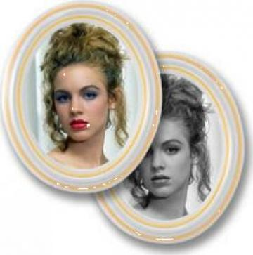 Placa ceramica Boemia de la Smart& Fair Fotoceramica