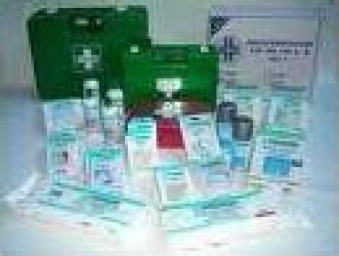 Detergenti medicali de la Sc Drager Med Service Srl