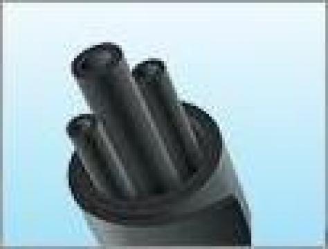 Tubulatura din cauciuc elastomeric