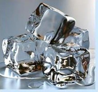 Gheata cuburi pachete 5 kg de la Sc Ice Cube Distribution Srl
