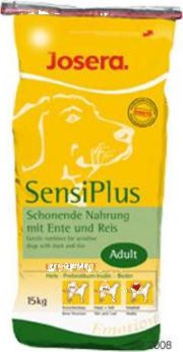 Hrana animale de companie SensiPlus de la Josera Srl