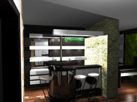 mobilier living open space bucuresti pro design 52 id 120711. Black Bedroom Furniture Sets. Home Design Ideas