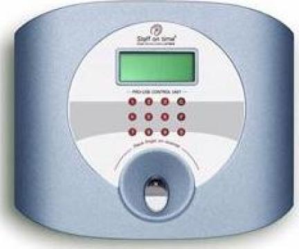 Sistem de control si pontaj biometric