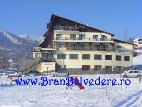 Vacanta la Bran Moeciu 2012, sejur 5 nopti de la Hotel Bran Belvedere Bran