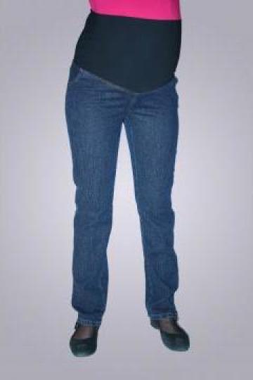 Pantalon de blug pentru gravide de la Rodina