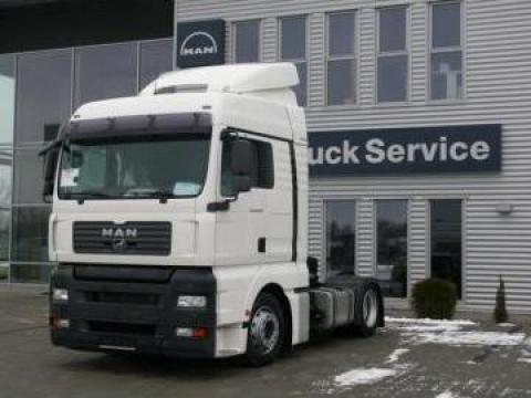 Camion Man tga 18.440 xlx low deck de la Auto Trucks