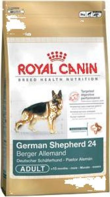 Hrana caini Royal Canin German Shepherd Adult 12kg de la Sc Webpromoting Srl