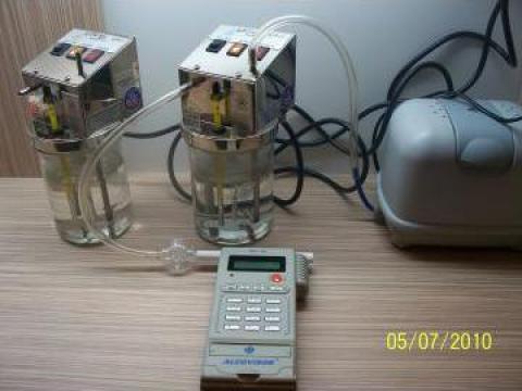 Servicii calibrare periodica aparate alcooltest & etilotest de la Dari Tehnologies Srl