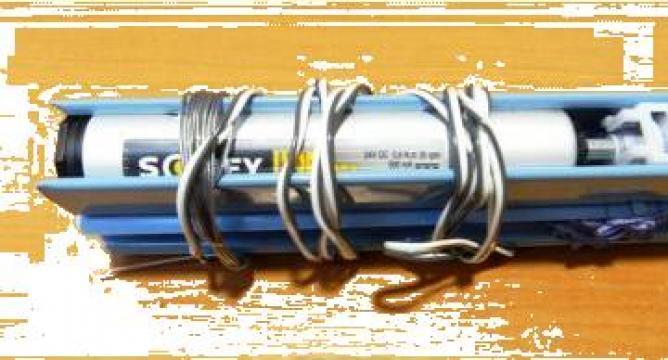 Jaluzele automate de 25 mm de la Es Punct Es Srl