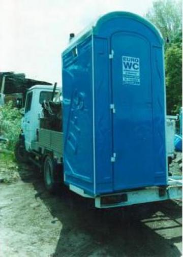 Toalete ecologice mobile de la Euro Ecologic Srl