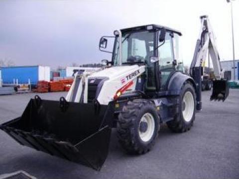 Buldoexcavator Terex 860 de la Daf & G Construct Srl